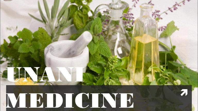 UNANI MEDICINE & HAMDARD PRODUCTS