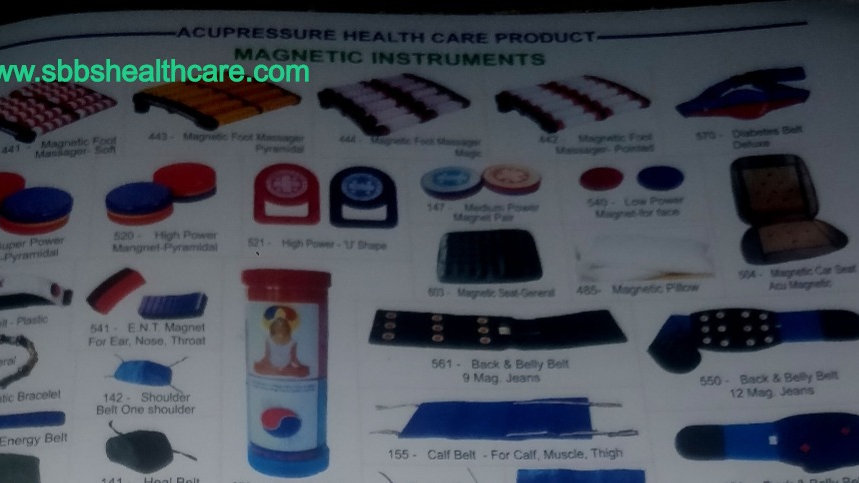 Accupressure & Health & wellness products