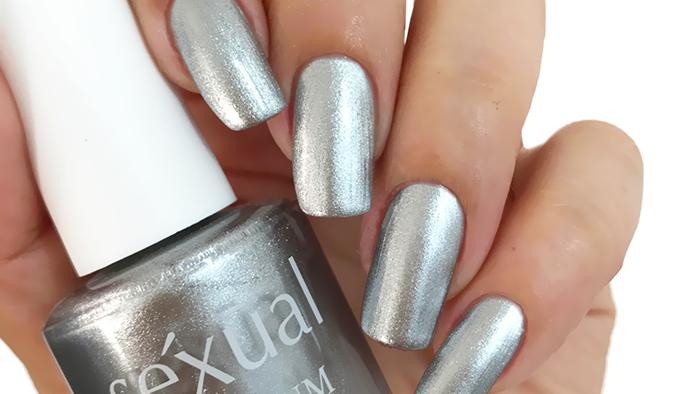 117 - Silver Platinum