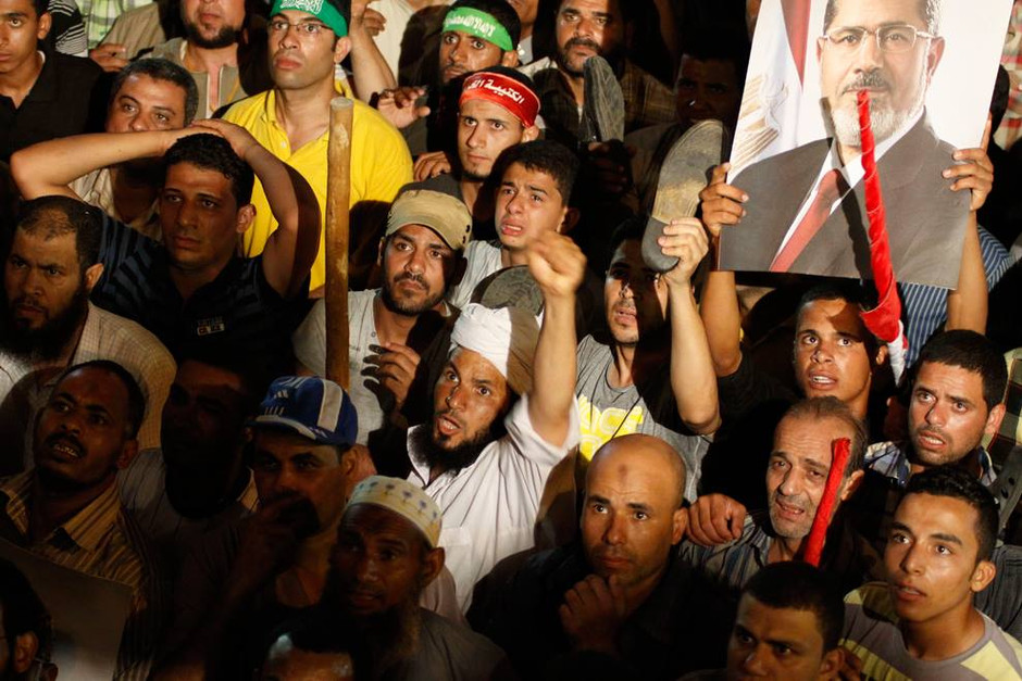 Egyptian Chaos: Another Sign of the Last Days & the Rise of the Muslim Mahdi/Antichrist