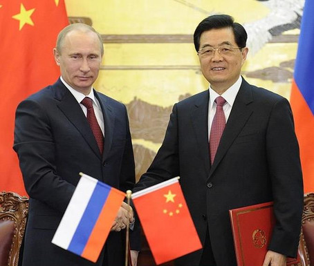 China & Russia Prepare for Nuclear War Against the USA