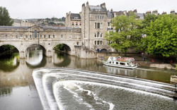 The City of Bath is a World Heritage