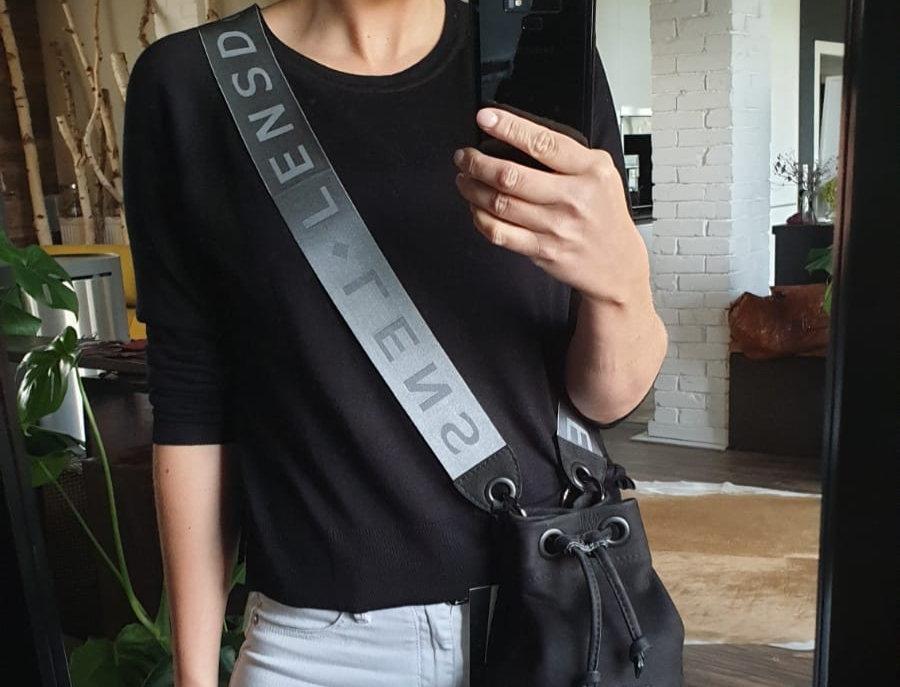 Tasche // Mini BUCKET & LD-Stretchgurt