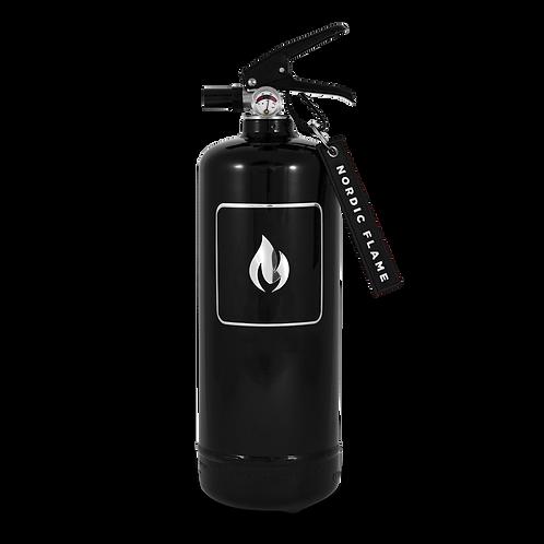 Feuerlöscher // FLAME FIRE - Silver Edition