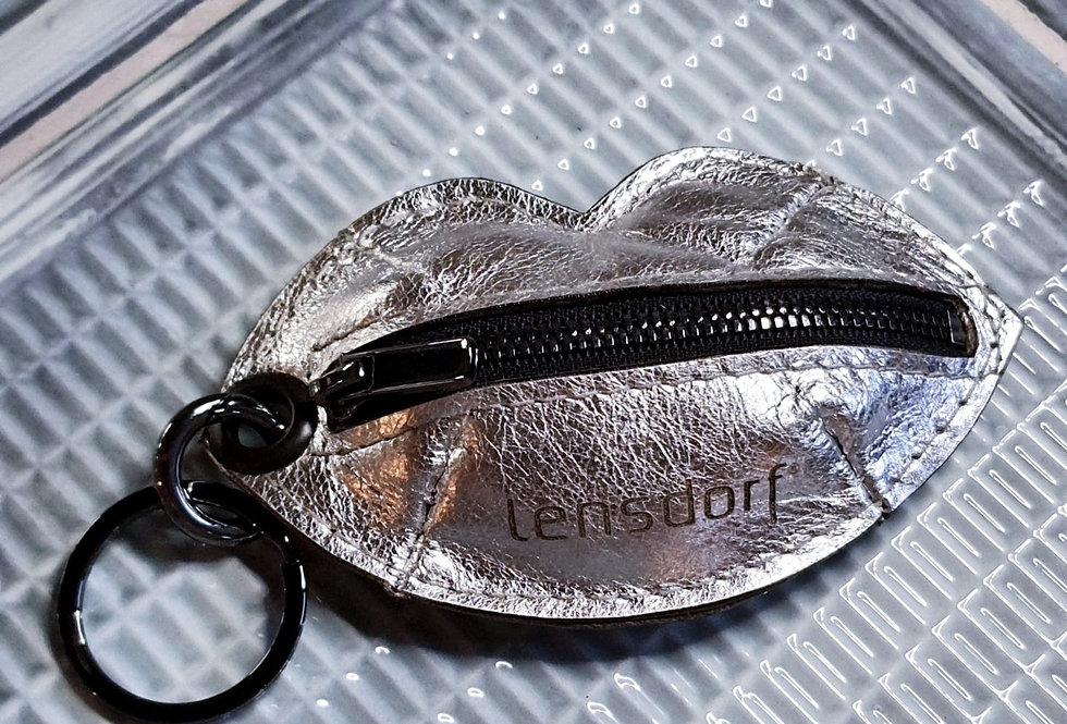 Schlüsselanhänger // MINI KISS - Metallic