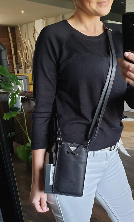 Tasche // PHONE mit RV & verstellbarem Ledergurt