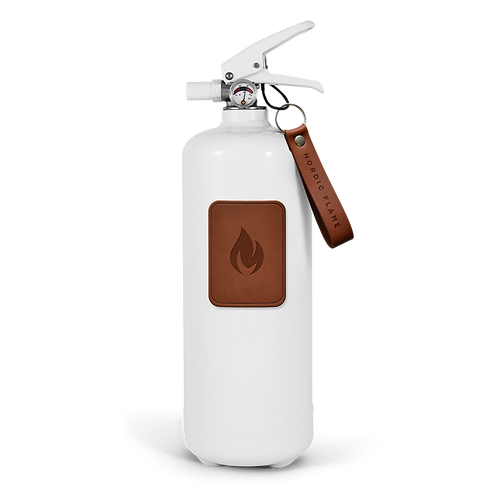 Feuerlöscher // FLAME FIRE - Leather Edition