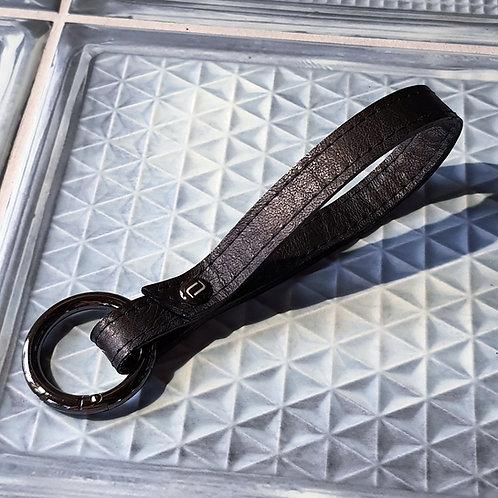Schlüsselanhänger/Handschlaufe // HARLEM - Glattleder
