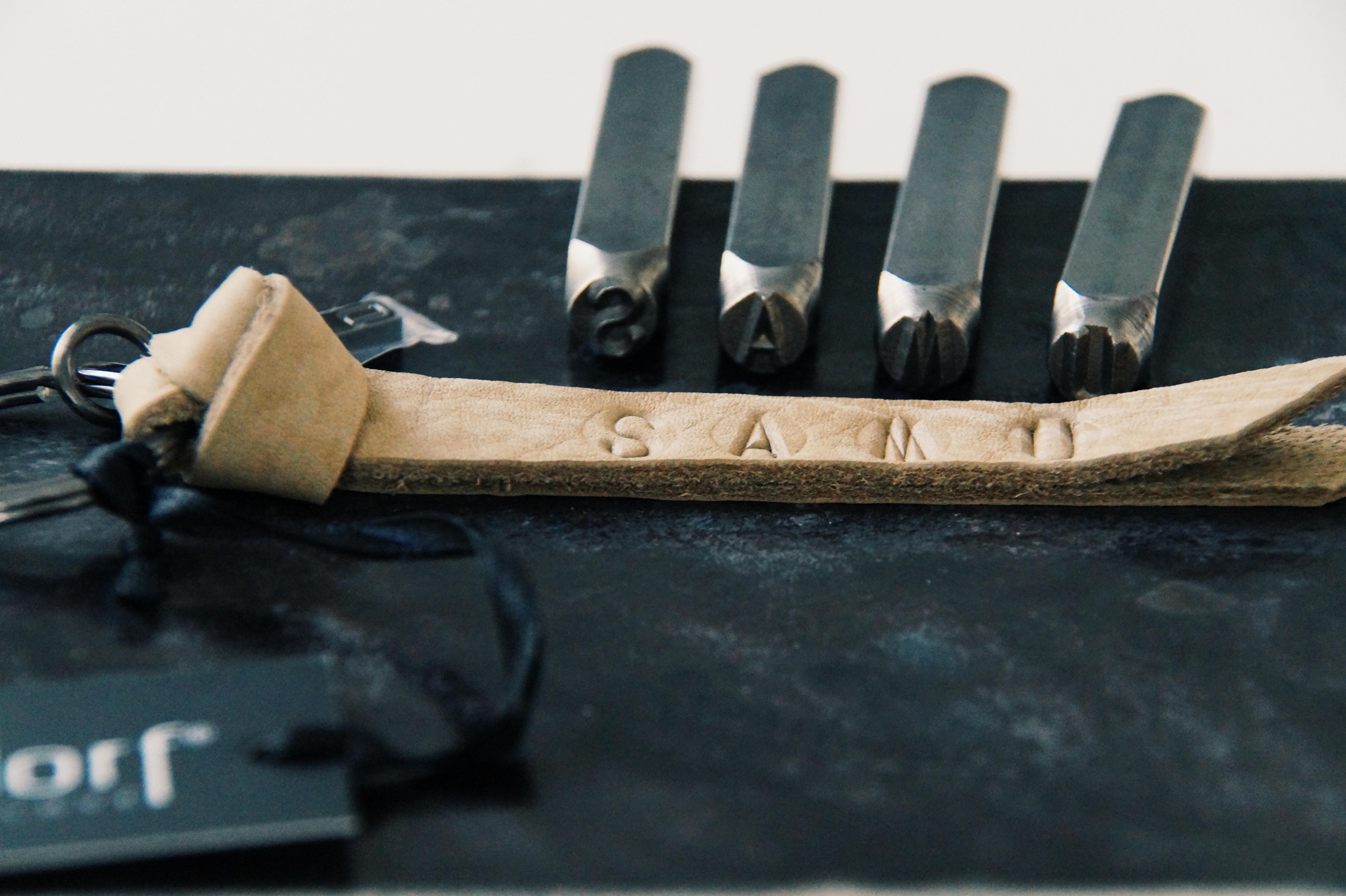 Beispiel Schlüsselanhänger