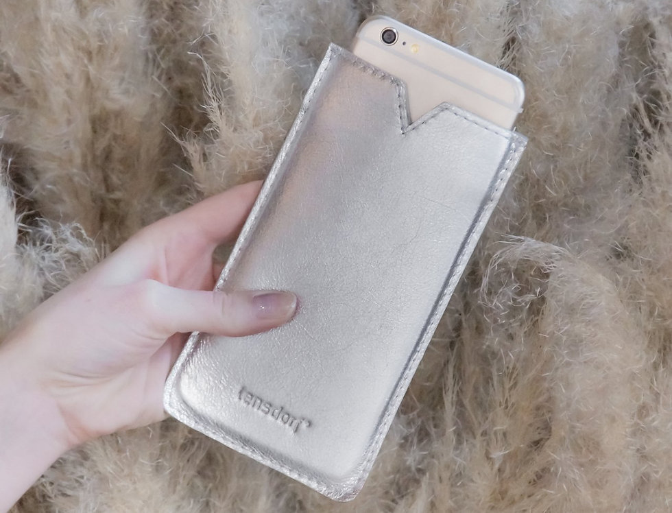 Tasche // JUST PHONE - Metallic