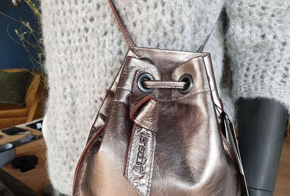 Tasche // WELL - Metallic