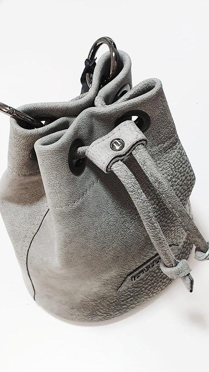 Tasche // Mini BUCKET & verstellbarer Ledergurt
