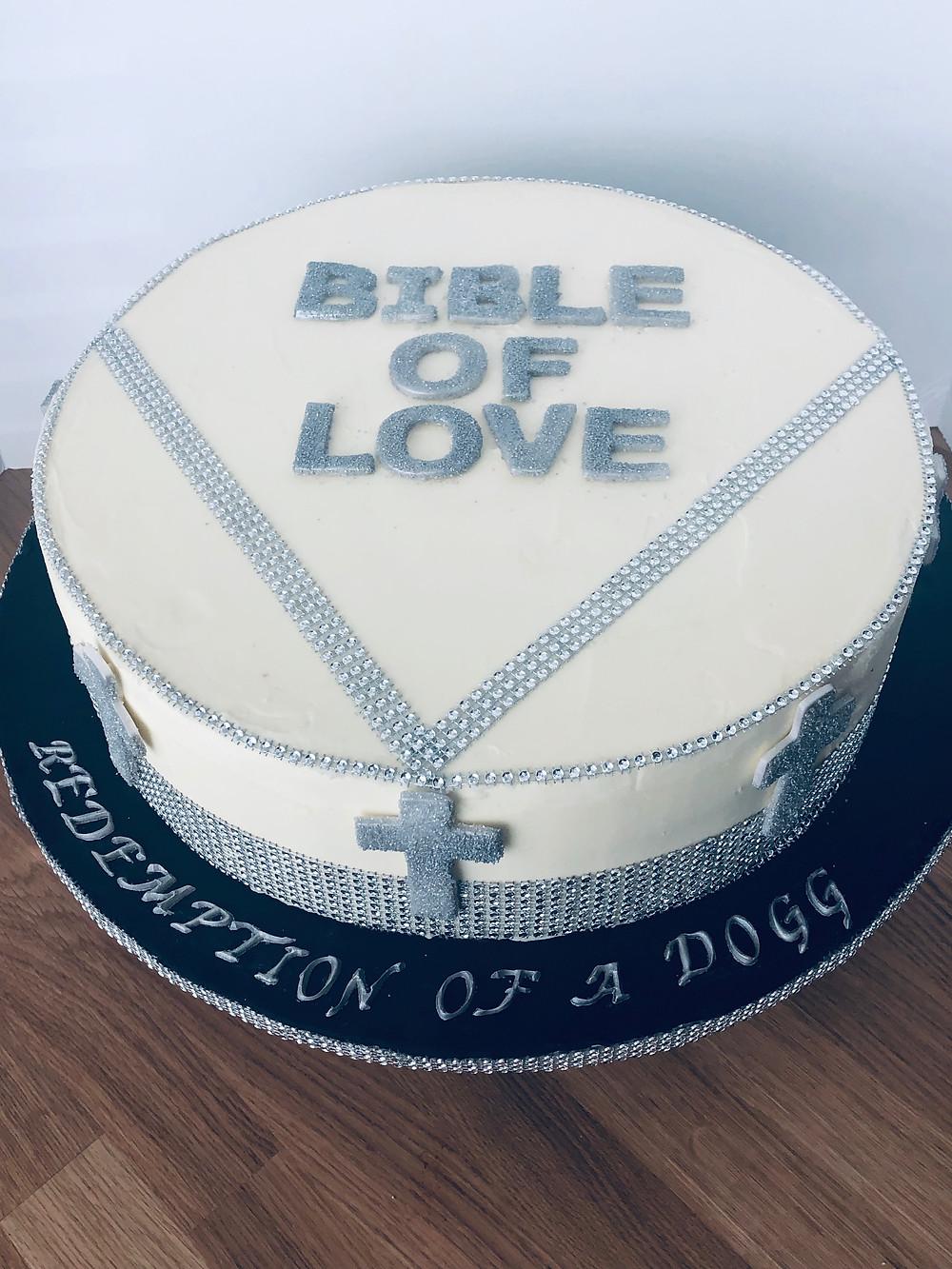 Snoop Dogg, Bible of Love, Cake, Sugar Bread!