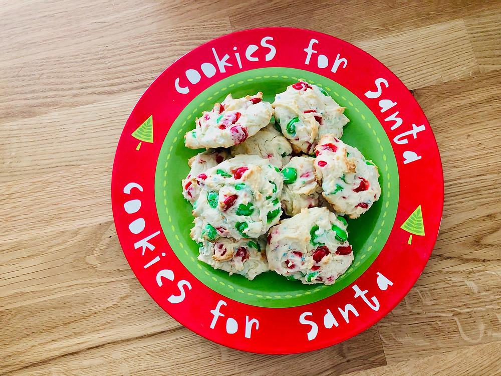 Christmas cookies, holiday tips