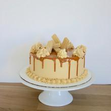 Dolce De Leche Cake