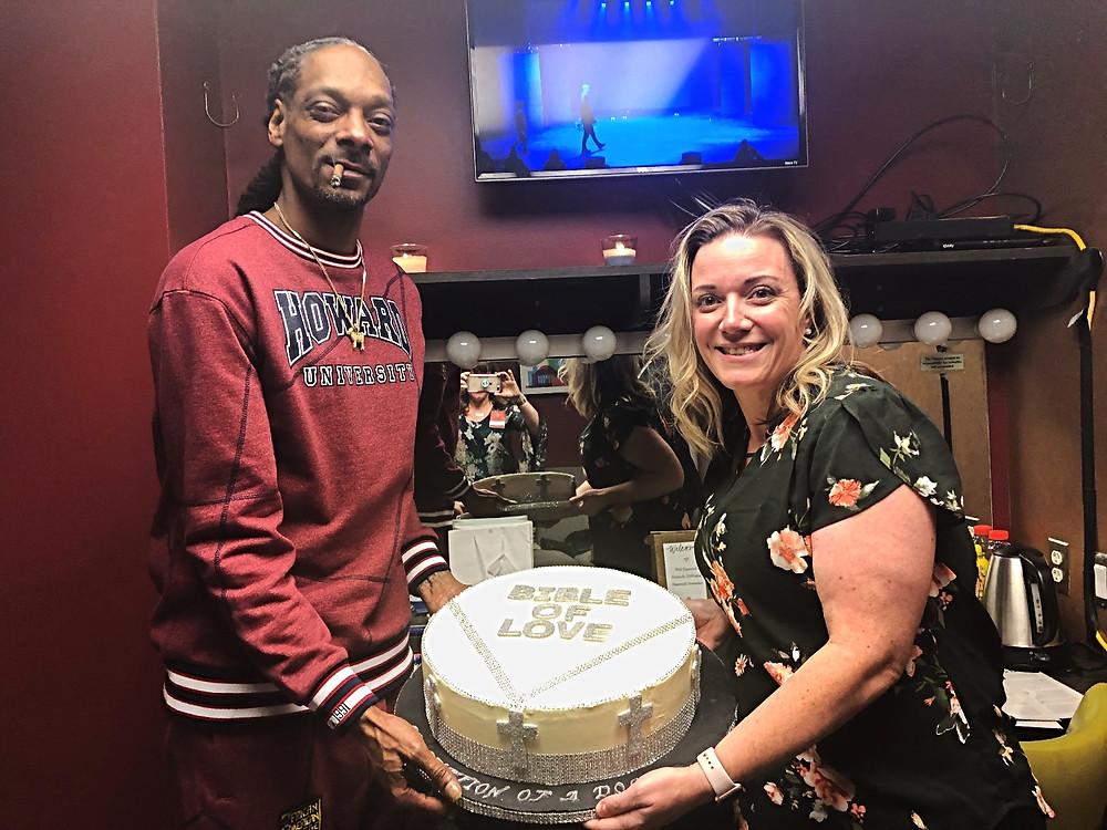 Snoop Dogg, Sugar Bread, Cake