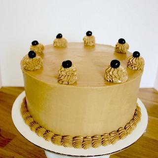 Vanilla Latte Cake