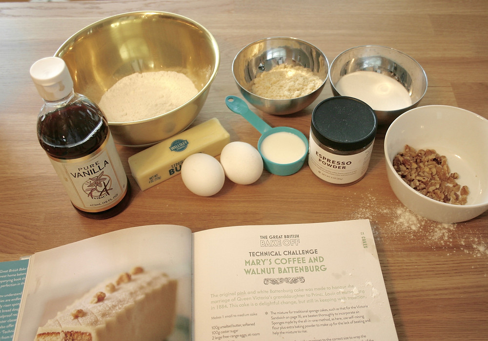 Ingredients, Great British Baking