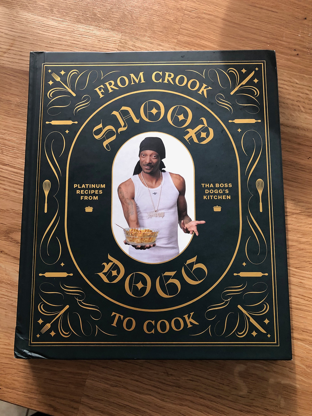 Snoop Dogg, From Crook to Cook, Sugar Bread