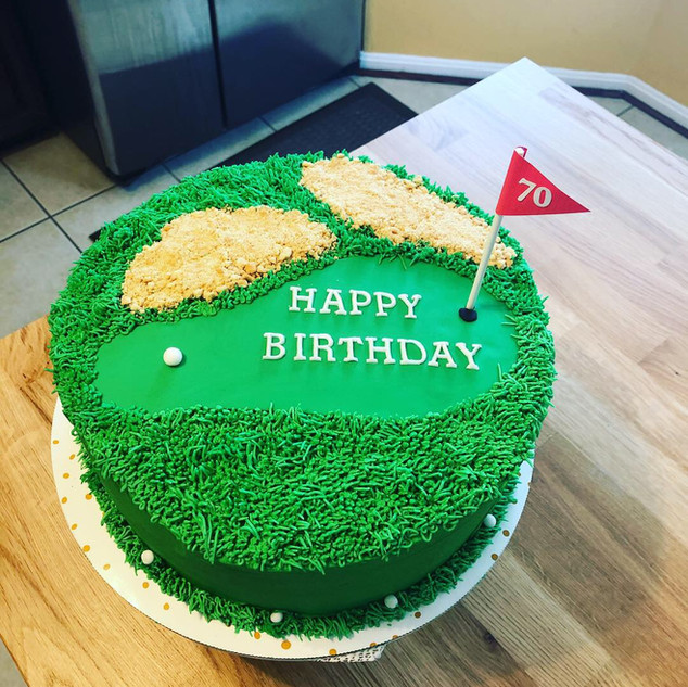 A hole in one birthday