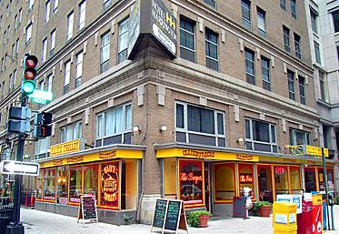 DC, Ollies Trolley, Warner Theater,