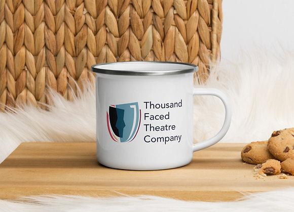 TFTC Enamel Mug