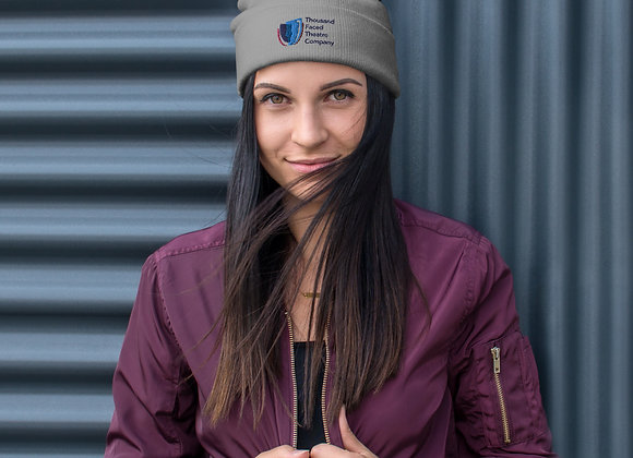 TFTC Embroidered Beanie