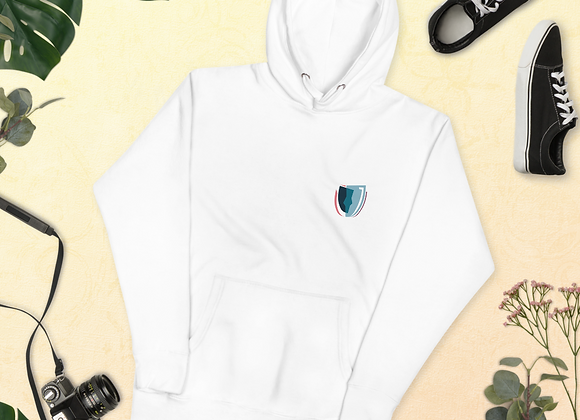 TFTC hoodie with back