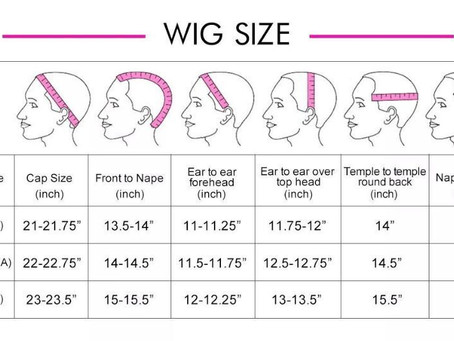 HOW DO I MEASURE MY HEAD FOR A WIG!?