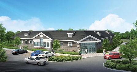 Backus Plainfield Emergency Center Conceptual Rendering