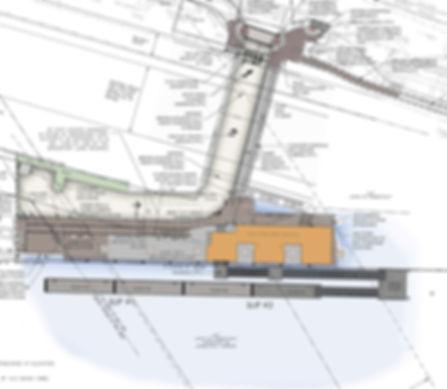Illustrative Plan for Bridgeport High Speed Ferry in Bridgeport, CT