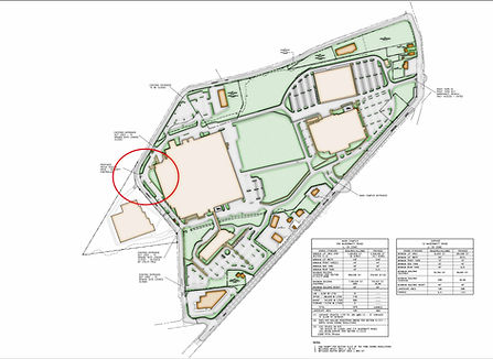 Site Plan for Covidien Complex in North Haven, CT