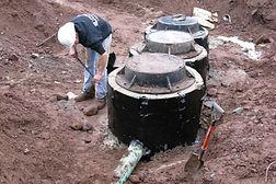 Field Locating Manholes