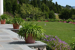 Residential Landscape at Sachem Head Residence in Guilford, CT