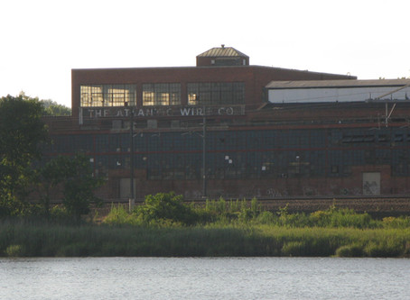 Along The Branford River, A New Chapter For An Industrial Site