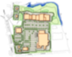 Site Plan of Milford Crossing Development