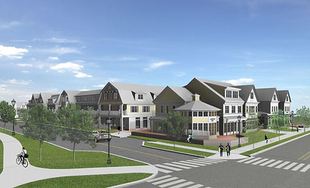 Conceptual Rendering of Atlantic Wharf Development