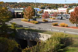 Mad River daylight conduit located at Brass Mill Center is Waterbury, CT