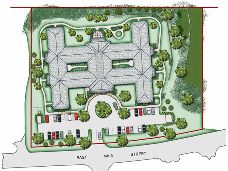 A Senior Living Community Takes Shape in Branford