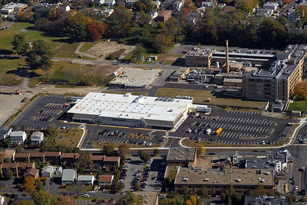 Birds-eye View of Stamford Stop & Shop Completed Project