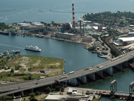 A High-Speed Ferry Terminal Comes to Bridgeport