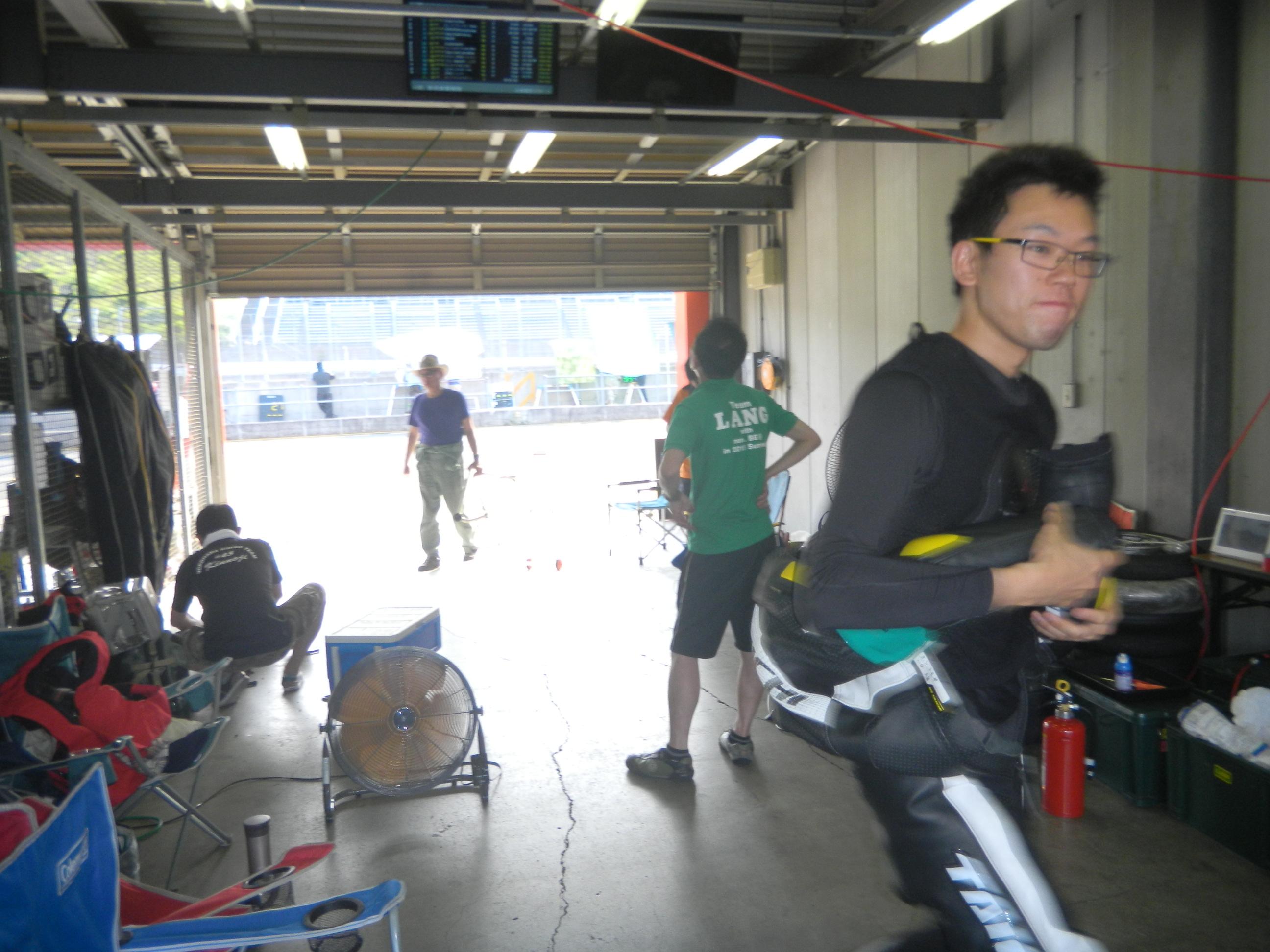2017 もて耐予選 3H耐久