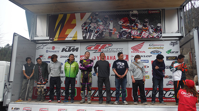 2015 WEX EAST 開幕戦