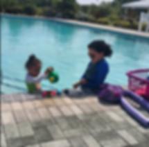 swim lessons cayman