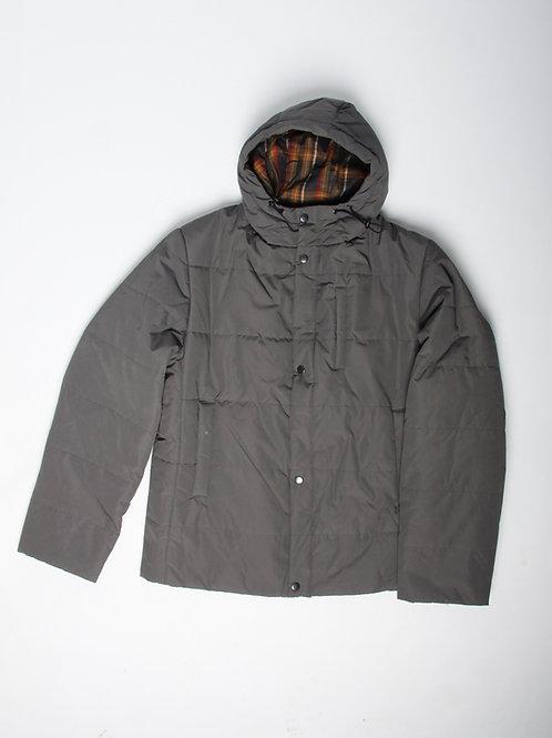 Куртка зимняя 51562 серая