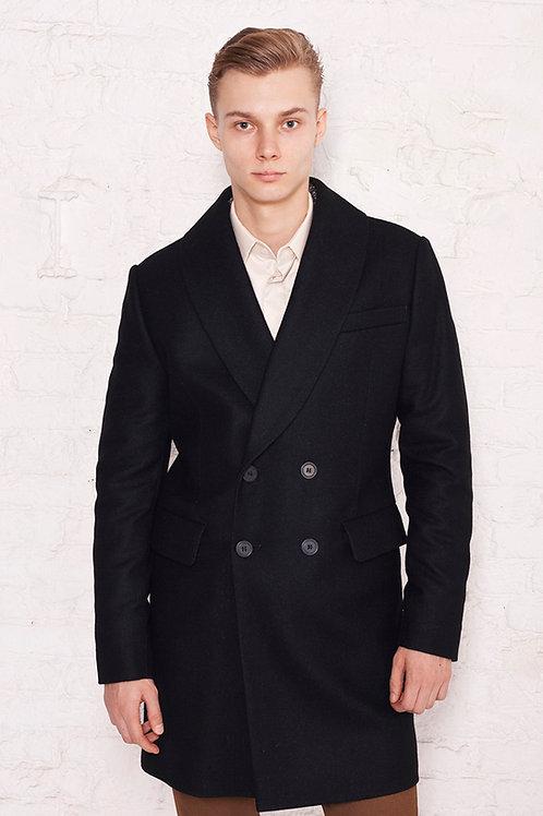 """Пальто """"ХХ век black"""""""