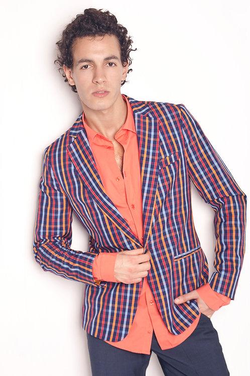 летний пиджак мужской К-5