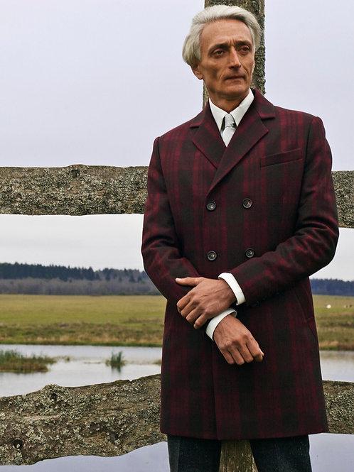 Пальто «Марсала»