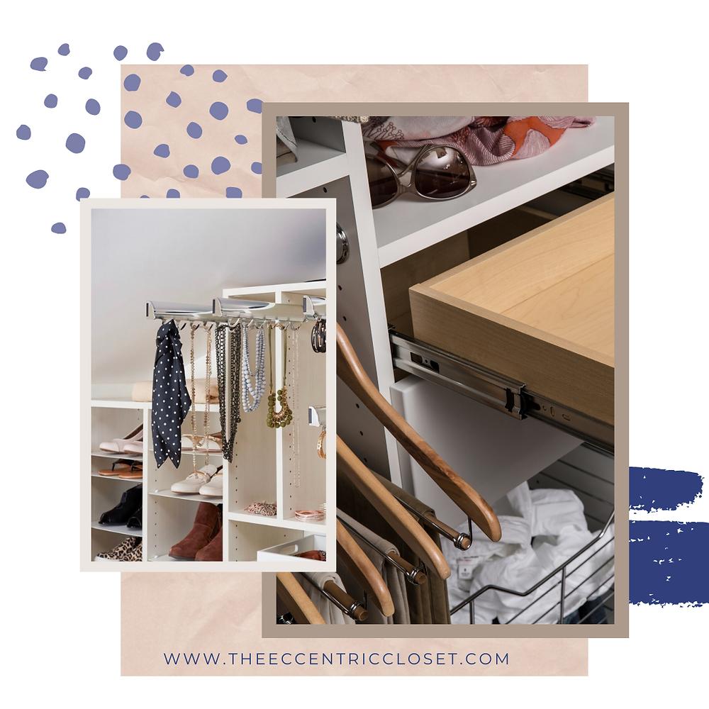 Shoe Storage, Jewelry Organizer, Closet Organizer