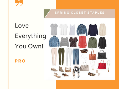 Love Everything You Own